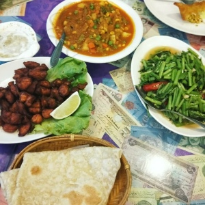 Kunming Islamic restaurant Taipei