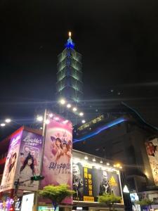 Taipei 101 shopping