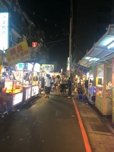 Taipei taiwan raohe street nightmarket