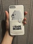 Bare bears phone case