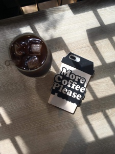 More coffee please bando phone case