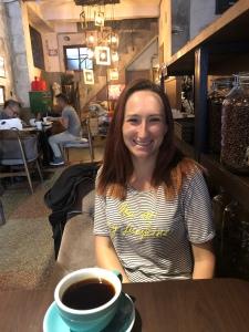 Notch coffee in Taipei