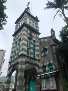 Guanxi Church, Hsinchu County
